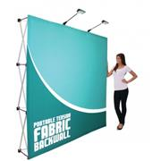 Velcro Fabric Exhibition Pop up