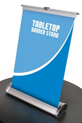 Tabletop Roll Up Stands Portable Tabletop Displays