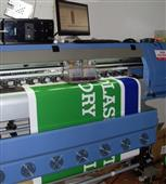 Eyelet PVC Event Banners Printing