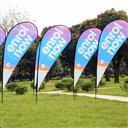 Medium Beach Flags