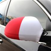 Car Mirror Flag