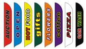 Promotional Swooper Flags