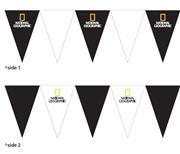 Branding bunting flags