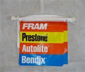 Custom printed buntings