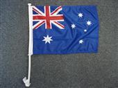 Australia car flags