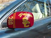 Rear view mirror covers