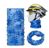 Custom multifunctional scarf