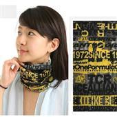 Outdoor multifunctional bandana