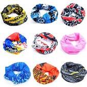Headwear multifunction bandana